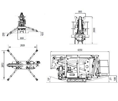 SPIDER CS 170
