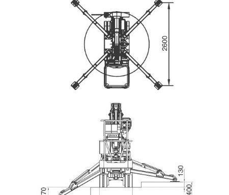 SPIDER CS 135